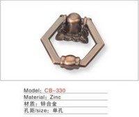 Best selling Zinc Alloy Front door Cabinet Furniture Handle CB330