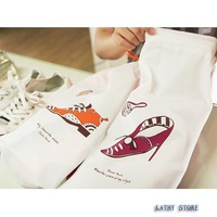 travel storage bag, shoes bag,2pcs, Free shipping