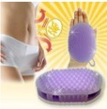 Hot! Massage Glove anti fat Body arm leg weight free ship