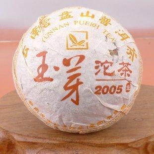 free shipping Traditional pu-erh tea 2005 born meituohu is 100 gold jade jade bud bud meituohu whole buds specially