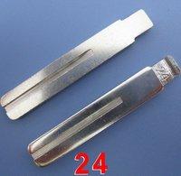 Free Shipping by HKP  MOQ:1lot 10pcs/lot Volvo Remote Key Blade