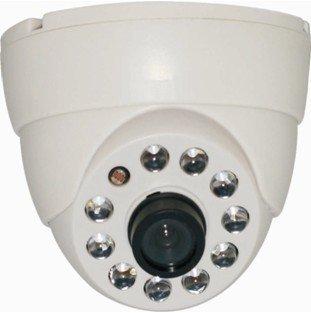 """CCTV Camera, 1/3""""  Sony CCD, 520TVL,  Infrared, Free shipping"""