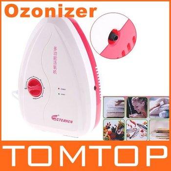 Food Water Air Ozone Generator Ozonizer Sterilizer, freeshipping, dropshipping