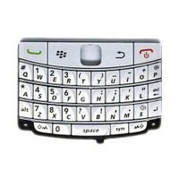 Free Shipping White Keyboard (QWERTY Keypad) for Blackberry Bold 9700 QWERTY Keyboard for BB9700