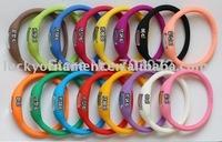 120pcs/lot Free shipping High Quality Cheap Anion watch Fashion Wrist sport Watch silicone watch