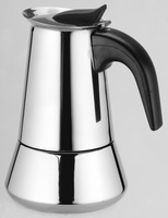 Bialetti,Inoxpran's supplier!!!6cup High quality Moka coffee maker,Express coffee pot,Free shipping!!!