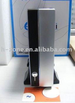 Mini Desktop thin station pc with windows XP OS embedded 512M RAM 2GB Storage,Mini computer,mini pc