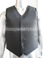 Extra Large(XL) Size Covert bulletproof Vest for VIP level NIJ IIIA free shipping cost