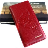<WFSM>SEPTWOLVES woman wallet.quality,best lady's wallet.best quality handbag Q18261