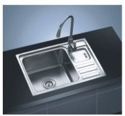 Kitchen Sink,Stainless Steel,One Piece Forming,MEO-6042F,1 piece/lot, free shipping