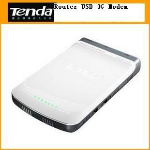Tenda MINI Portable WIFI Wireless N/G Hotspot Router USB 3G Modem