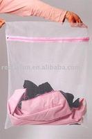 Protective washing bag, laundry bag mesh Fiber clothing high-quality Medium size(40*50cm)