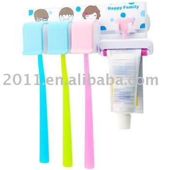 Individuality toothbrush holder Novelty Items! Tooth brush holder & Bathroom Tools&Wash Set