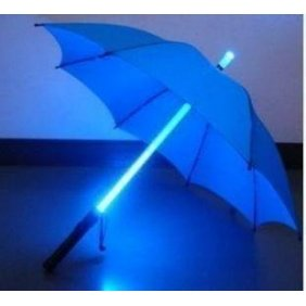 Wholesale Free Shipping 3 pieces/Lot LED Umbrella, Light Umbrella, Romatic Umbrella