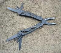 Инструмент Ganzo G201 22in1 Multi Function Motor Multi Pliers Tool Toolkit Camping Fishing Folding Knife w/ Nylon Sheath & Gift Box