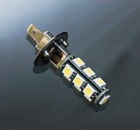 100pcs /lot of Car Fog LED Lamp H1-13 SMD 12V DC White