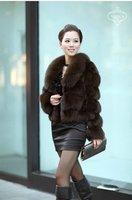 New Fashion Short Style Fox Fur Jacket- Fox Fur Coat 007