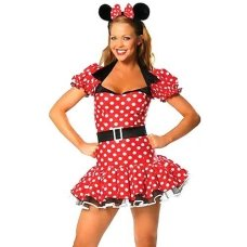 cosplay costume cosplay costume sexy costume sexy Minnie Mouse Costume 100% quality guarantee