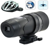 Drop shipping Sports Action camera/helmet camera/Waterproof camera+free shipping
