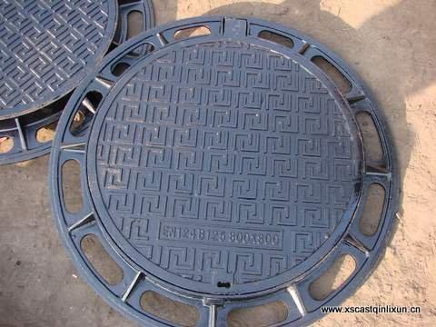 800x800 ductile iron manhole cover(China (Mainland))