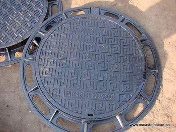 800x800 ductile iron manhole cover