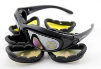 C5 Desert Storm Sun Glasses Goggles /sunglass/outdoor glasses/sports glasses/UV Protection+free shipping