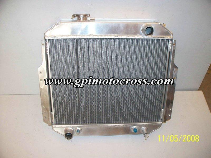 AUTO parts, 3ROW FOR FALCON XL XM XP AT CUSTOM oversize Aluminum Radiator 100% NEW(China (Mainland))