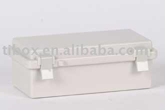 W200XH100XD70MM/SOLID COVER/IP66/WATERPROOF ENCLOSURE/PLASTIC BOX/DISTRIBUTION BOX/TIBOX/FIBOX/HIBOX/WATERPROOF BOX