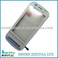 for Nokia C6 digitizer touchscreen Original White 100% guarantee free shipping