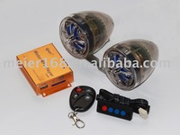 hot selling + free shipping + motorcycle mp3 player/motorcycle mp3 speaker