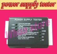 36pcs free ship UPS DHL EMS PC 20/24 Pin PSU ATX SATA HD Power Supply Tester