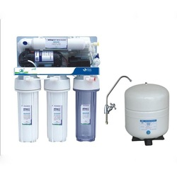 Reverse osmosis system with quick change filter cartirdge(China (Mainland))