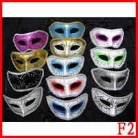 plastic halloween man costume mask masquerade face facial eye masks party Venice mask EMS free