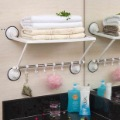 High-grade toilet shelf ,double layer shelf