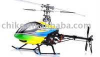 NEW - Carbon Fiber Version 6CH E-RAZOR 450 3D RC Helicopter, RC Heli RTF with 2.4G Transmitter