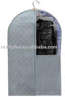 6pcs/lot,dustproof, mothproof, moistureproof,Bamboo Charcoal Non-woven fabric suit cover,big size garment bag(90*58cm)
