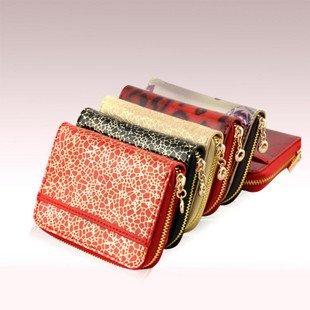 Retail ladies wallet, women's wallet,lacquered bag&handbag,Free shipping 1101