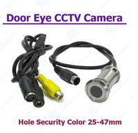 380 TV Lines CCTV Door Eye Hole Security Color Camera S50