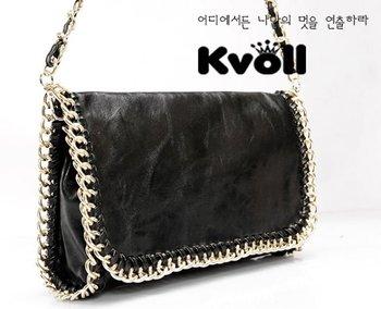 Free shipping, Lhui &0316 black bag,new arrived,small rectangle shape,shoulder bag,accept