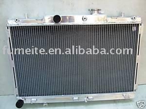 radiador de alumínio liga hyundai tiburon/01-08 elantra(China (Mainland))