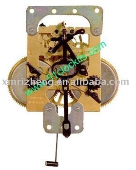 Mechanical clock movement/31 days mechanical Chime pendulum clock movement--RZ-BQ2