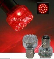 2x 24 RED LED Car 1156 Tail Stop Rear Brake Light Bulb L