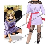 Freeshipping-anime products Naruto Temari Cosplay Costume