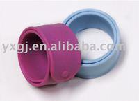Promotional Silicone Slap Bracelets