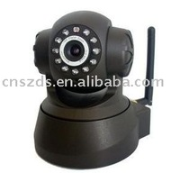 IP cam P/T Wireless network camera IP Camera plug and play