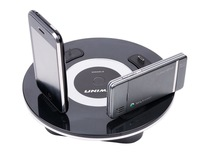 Universal mobile phone charger station