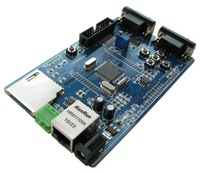 TI ARM Cortex M3 LM3S8962 Development Board Network