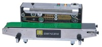 FR900 continuous band sealer film sealing machine