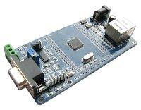 Microchip PIC18F66J60 Development Board network