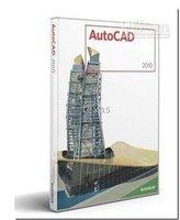 32-bit/64-bit English edition Color Retail Package Autodesk AutoCAD 2010